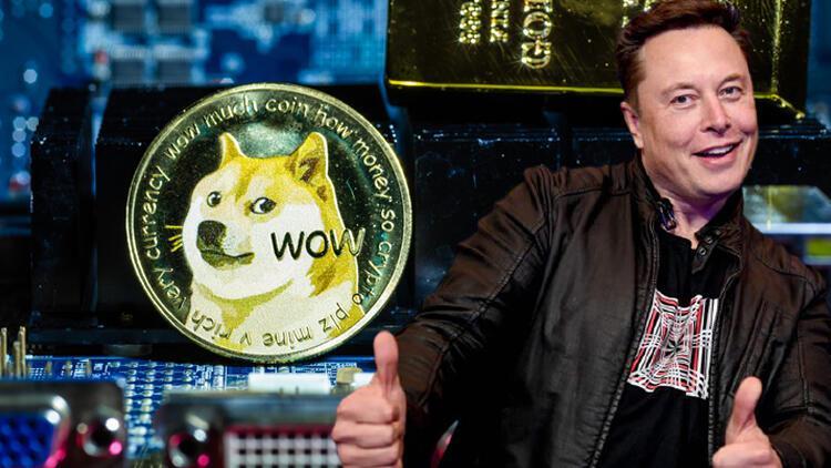 Şaka için yapıldı! Kripto para birimi Dogecoin bir anda 8. sıraya yerleşti