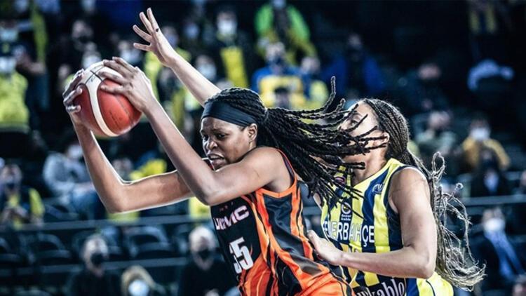 Fenerbahçe Öznur Kablo - UMMC Ekaterinburg: 84-88