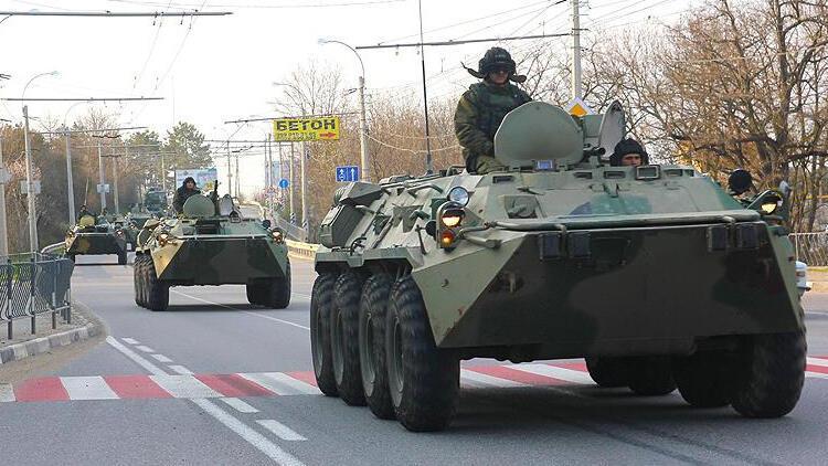Almanya, Fransa ve Ukrayna'dan Rusya'ya geri çekilin çağrısı
