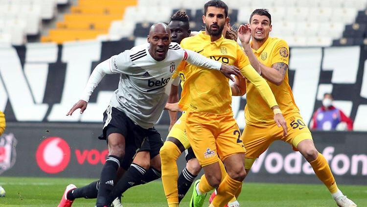 Beşiktaş 2-2 Ankaragücü (Maçın özeti ve golleri)