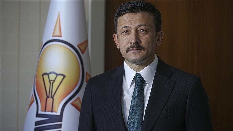 AK Partili Dağ'dan '128 milyar dolar' iddialarına cevap