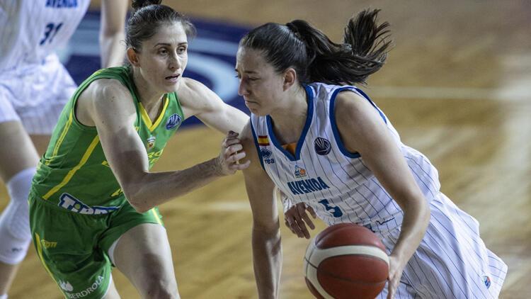 Perfumerias Avenida: 72 - Sopron Basket: 61