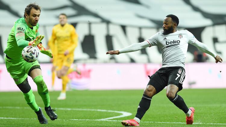 Beşiktaş 60. dakikada adeta kontak kapattı