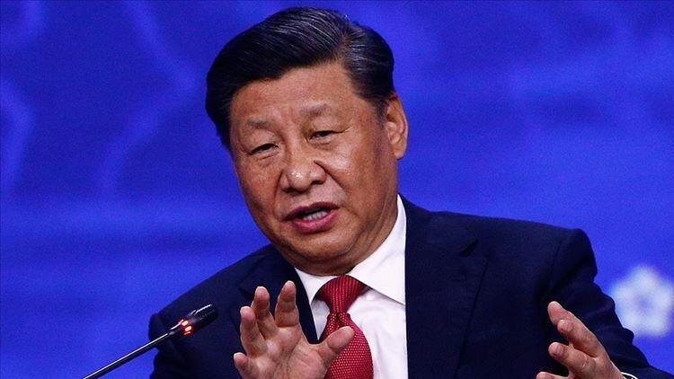 Merkel ve Macron, Çin Devlet Başkanı Şi Cinping ile görüştü