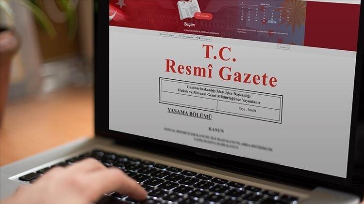 Güvenlik Soruşturması ve Arşiv Araştırması Kanunu, Resmi Gazete'de yayımlandı