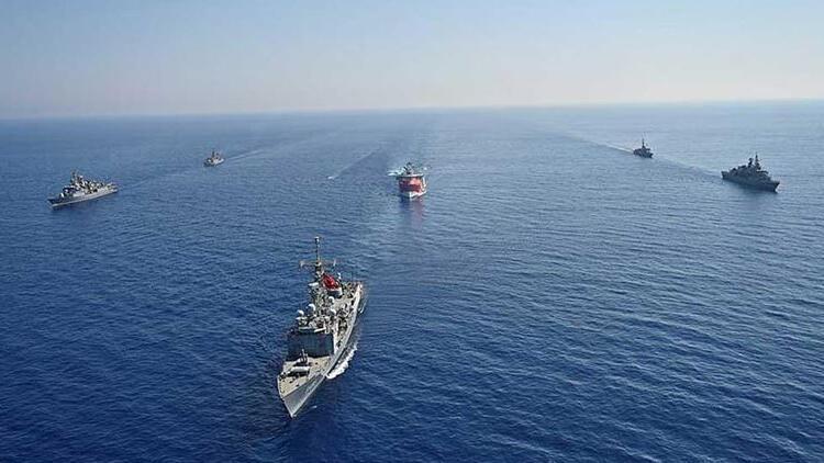 İsrailli araştırmacılar: Türk donanması Doğu Akdeniz'in en güçlüsü