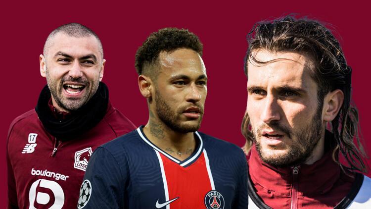 Fransızlar Burak Yılmaz'ı konuşuyor! Kral ve Lille pişman olabilir...