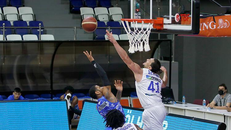Lokman Hekim Fethiye Belediyespor 83-70 Büyükçekmece Basketbol