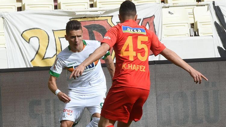 Yeni Malatyaspor 1 - 0 Alanyaspor (Maç özeti)