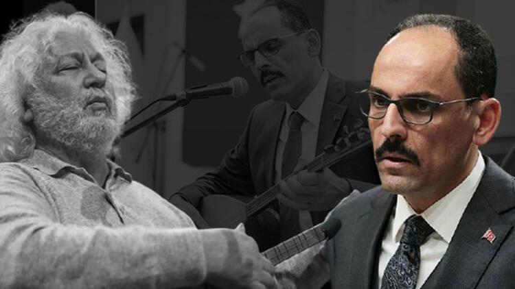 Cumhurbaşkanlığı Sözcüsü İbrahim Kalın'dan 'Erkan Oğur' açıklaması: 'Canı sağolsun'