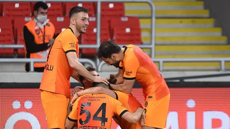 Galatasaray'da Halil Dervişoğlu'ndan galibiyet itirafı! 'Bugün en önemlisiydi'
