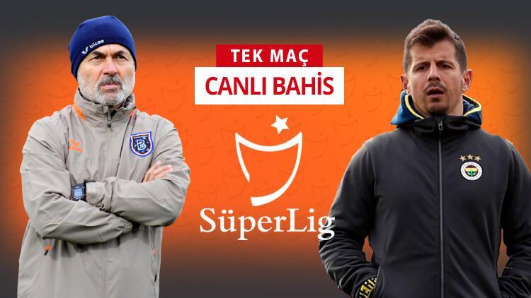 Altay sakatlandı, Fenerbahçe'de kaleci krizi ortaya çıktı! Başakşehir'in iddaa oranı...