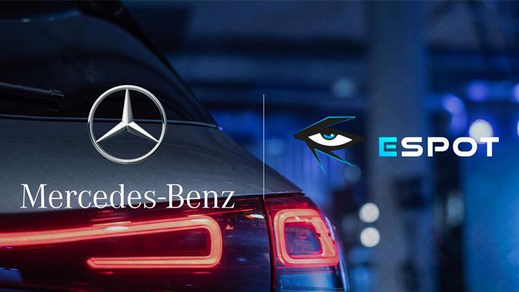 Mercedes-Benz ve Illuminar Gaming ortaklığıyla: ESPOT powered by Mercedes-Benz