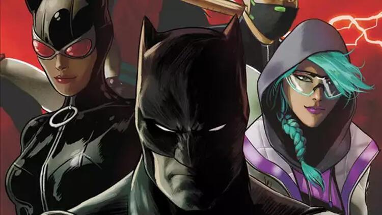 Batman / Fortnite ortaklığı geliyor