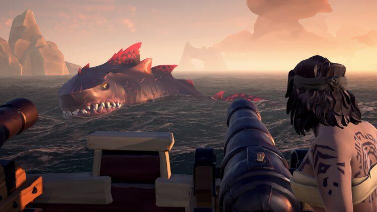Sea of Thieves Sezon 2 Yağma Kartı Geldi