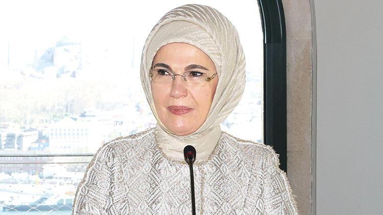 Emine Erdoğan'a 150 ülkeden Covid-19 teşekkürü