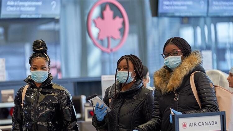 Kanada'da koronavirüste son durum açıklandı
