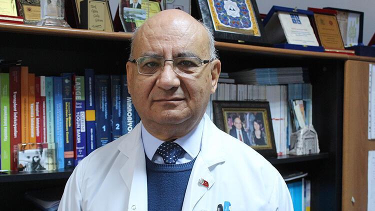 Prof. Dr. Yalçın'dan koronavirüs açıklaması: 'Birkaç haftalık tamamen kapatma sürecini düşünebiliriz'