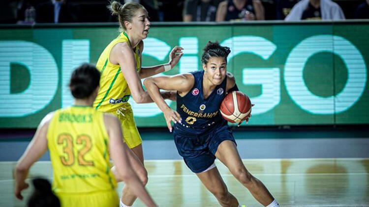 Fenerbahçe Öznur Kablo Kadınlar Euroleague'de 3. oldu