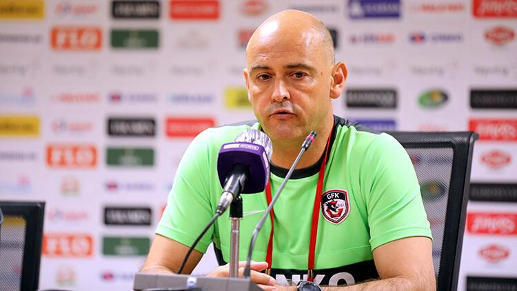 Gaziantep FK Yardımcı Antrenörü Rui Mota'dan hakem tepkisi: Hatalar yüzünden 10 puan kaybettik
