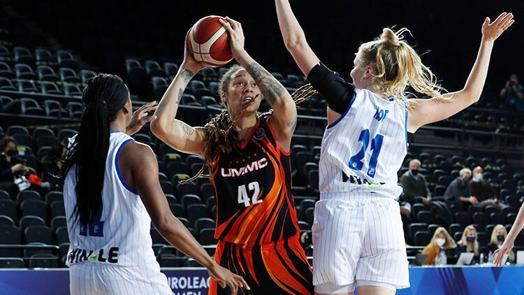 UMMC Ekaterinburg, Perfumerias Avenida'yı yenerek Kadınlar Euroleague şampiyonu oldu