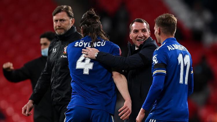 Chelsea'nin İngiltere Federasyon Kupası finalindeki rakibi Leicester City oldu