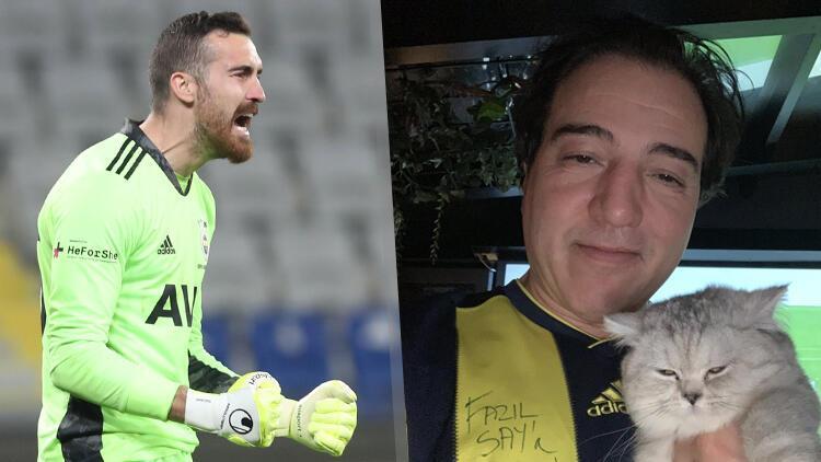 Fazıl Say'dan Fenerbahçe maçı sonrası sosyal medyayı sallayan paylaşımlar