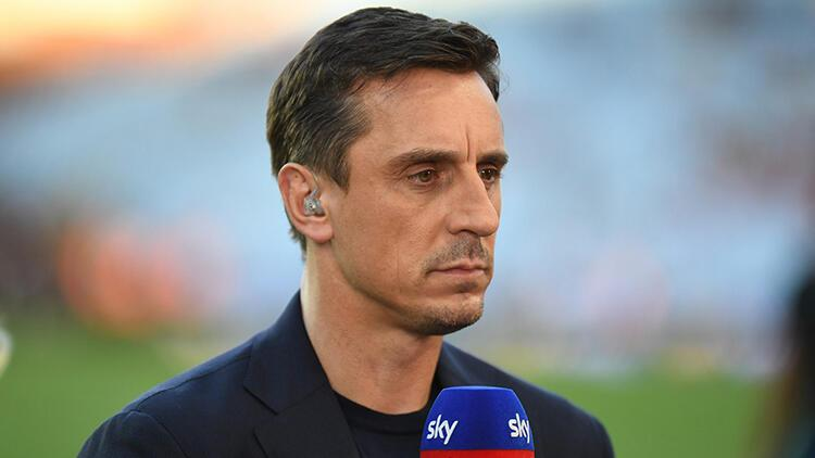 """Gary Neville'dan epik Avrupa Süper Ligi eleştirisi! """"İğreniyorum, rezalet, sahtekarlık, aç gözlülük..."""""""
