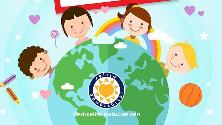 Çocuklara 23 Nisan armağanı