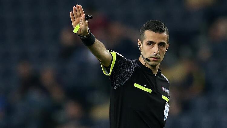 Son Dakika: Galatasaray - Trabzonspor maçının hakemi Mete Kalkavan!