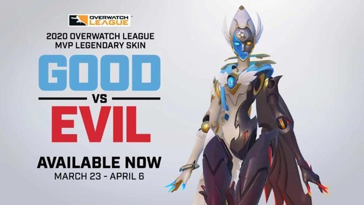 Overwatch League için artık MVP skin'leri tasarlanmayacak