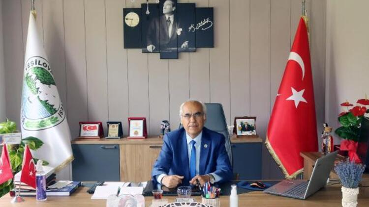 Yeşilova Belediye Başkanı Mümtaz Şenel'den hizmet pasaportu açıklaması