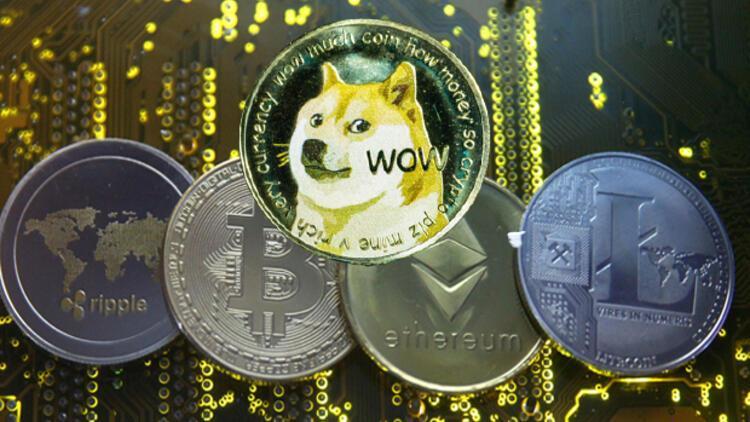 Tüm kripto paralar düşerken Doge Coin rekor kırdı! Bir haftada yüzde 405 arttı, ilk 5'e yükseldi