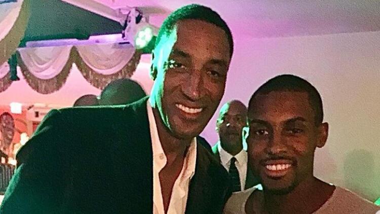 Efsane basketbolcu Scottie Pippen'ın oğlu Antron Pippen hayatını kaybetti