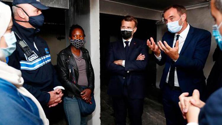Fransa Cumhurbaşkanı Emmanuel Macron, istifaya çağrıldı