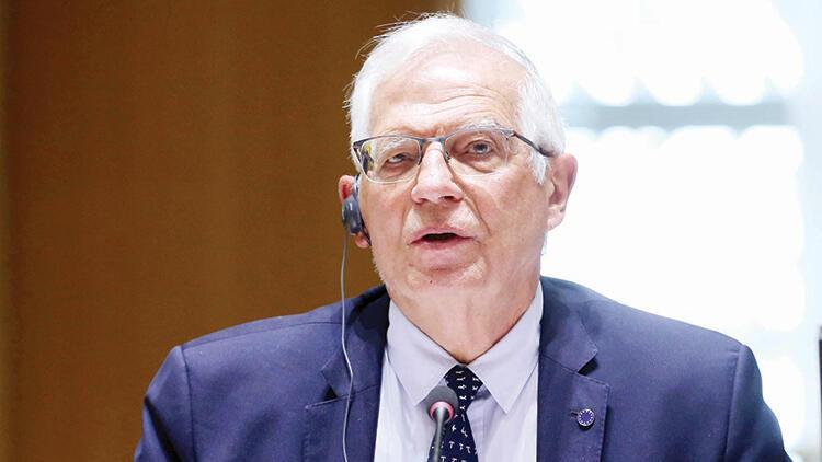 Borrell: Rusya, Ukrayna sınırına 150 bin asker yığdı