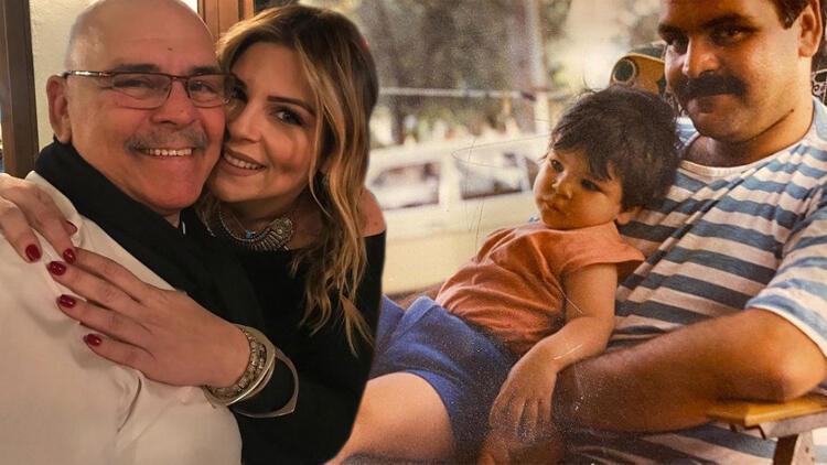 Pelin Öztekin'in baba özlemi: 'Ne yapıyorsun Peloş?' diye sormayalı 40 gün oldu!