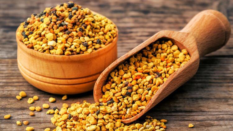 """""""Tek Tam Gıda"""" olan polenin lesitin içeriği ve faydaları"""