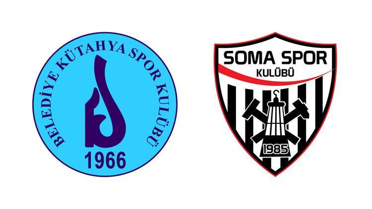 Belediye Kütahyaspor ve Somaspor, Misli.com 2. Lige çıkmayı garantileyebilir