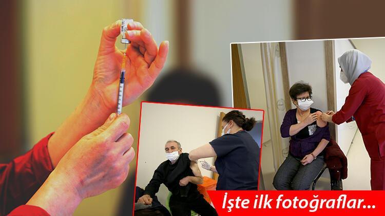 Sağlık Bakanı Fahrettin Koca duyurmuştu! Aşılamada yeni safhaya geçildi...
