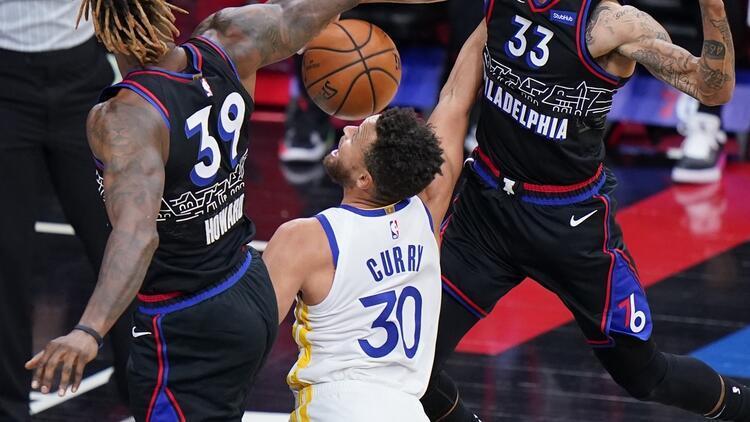 NBA'de Gecenin Sonuçları: Warriors'ta Curry yine başrolde! Furkan'dan 10 sayı...