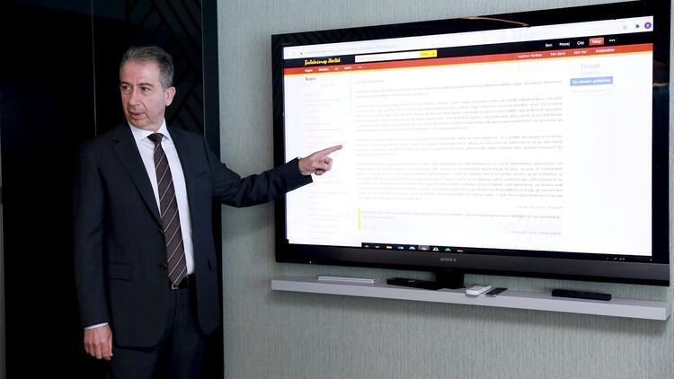 Galatasaray'da başkan adayı Metin Öztürk projelerini anlattı!