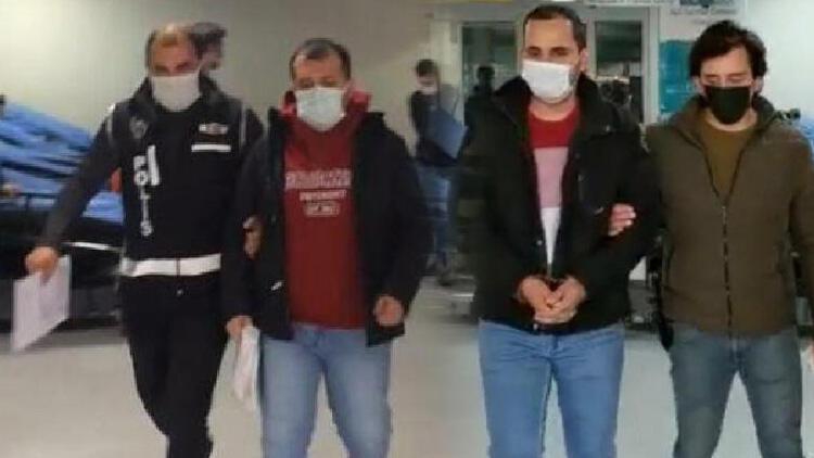 İzmir'deki FETÖ operasyonu! 1'i ihraç emniyet müdürü, 8 kişi tutuklandı