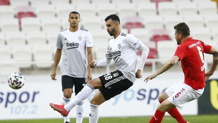 Sivasspor 0-0 Beşiktaş (Maçın özeti)