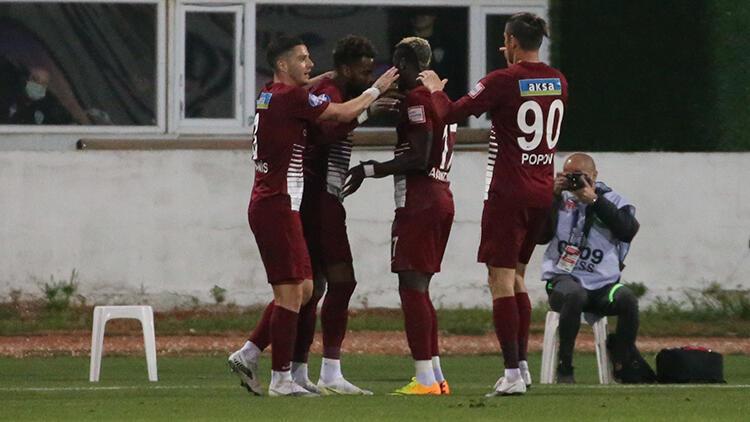 Hatayspor 3 - 2 Antalyaspor (Maç özeti)