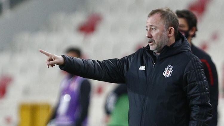 Son dakika: Beşiktaş'ta Sergen Yalçın'dan iddialı sözler: 'En büyük aday biziz, diğerleri...'