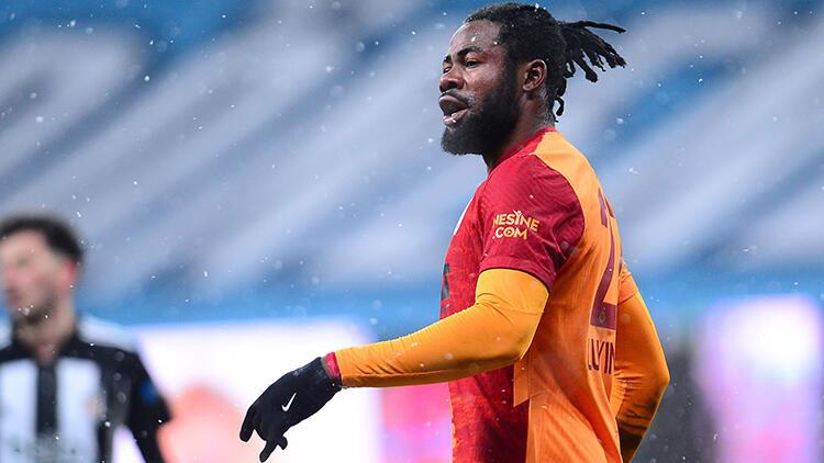 Galatasaraylı futbolcu Luyindama şampiyonluğa inanıyor