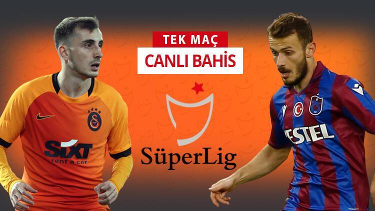 Beşiktaş puan kaybetti, gözler Galatasaray'ın üzerinde! Trabzonspor maçında iddaa oranı...