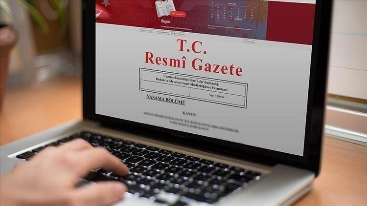 Bazı atama kararları Resmi Gazete'de yayımlandı