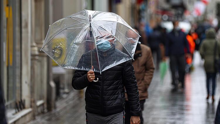 Son dakika: Meteoroloji uyardı! Sağanak yağış bekleniyor